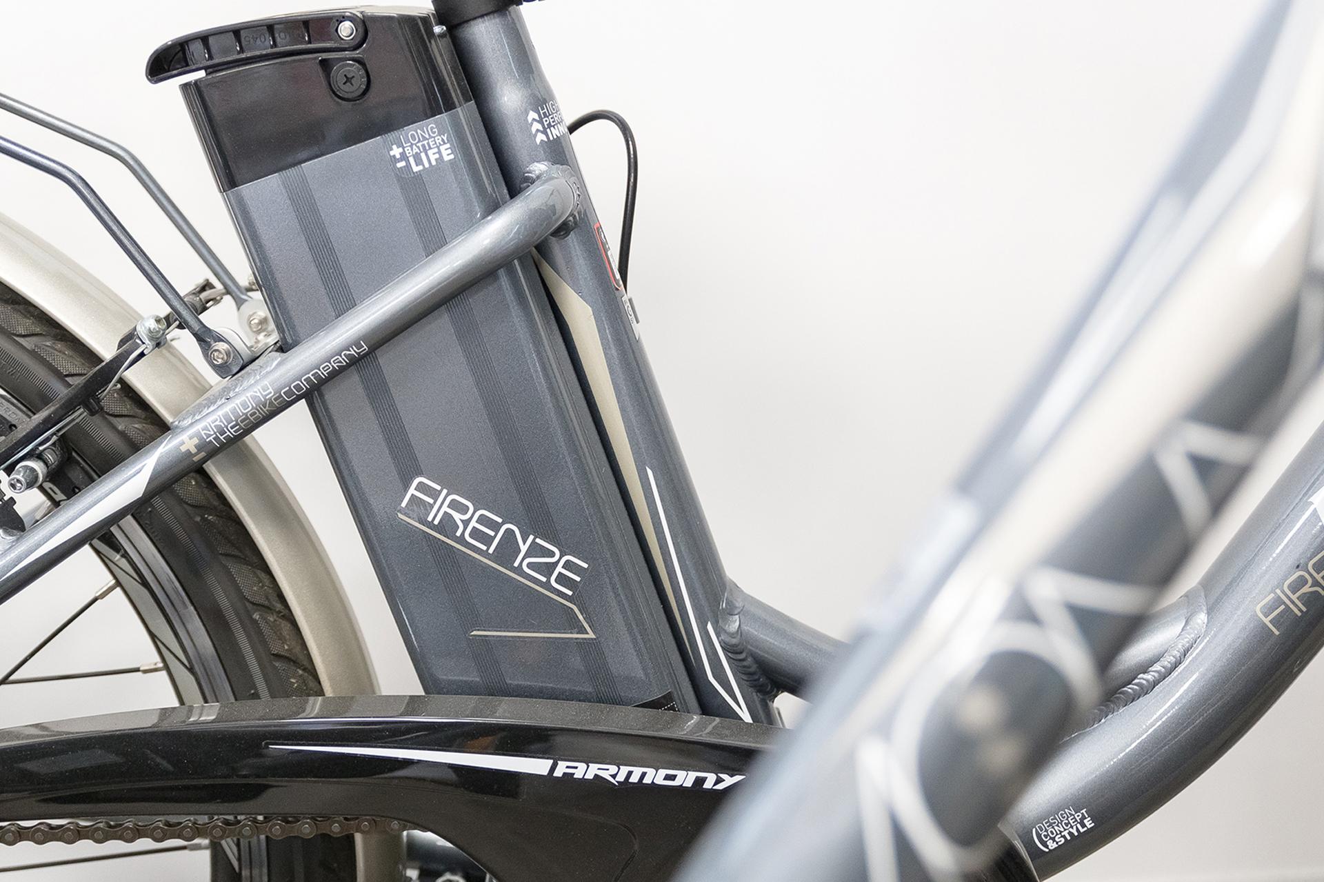 Batterie per bici elettriche al litio