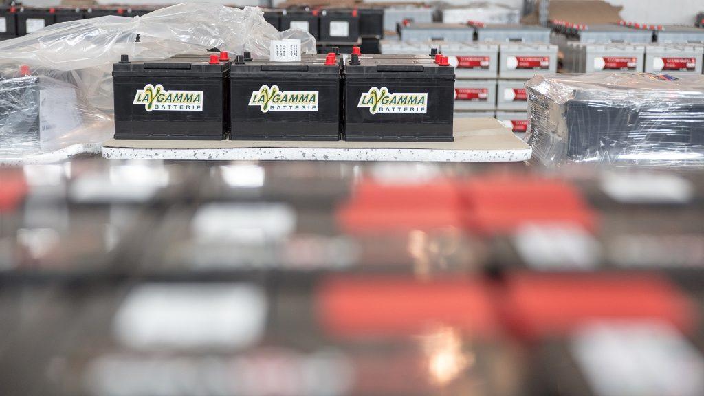 vendita assistenza batterie auto moto camper industria nautica bici elettroutensili la gamma commerciale san salvo