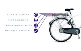 rigenerazione batterie per bici elettrica